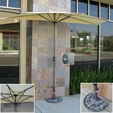 Wind Resistant Patio Umbrella Garden U0026 Outdoor Exciting Patio Umbrella Stand For Outdoor And