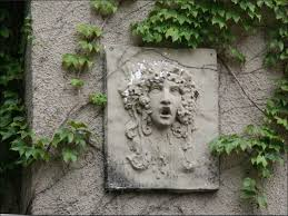 Garden Wall Decoration by Exterior Wall Decorations Shenra Com