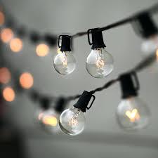Home Depot Led String Lights Vintage Led String Lights Copper Outdoor Globe Home Depot 20805