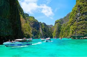 thailand koh phi phi travel