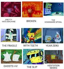 pretty photo albums nin albums as spongebob nin