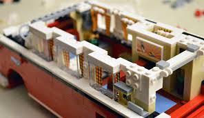 lego volkswagen inside bricks pix and panels lego review 10220 volkswagen t1 camper van