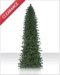 6 5 ft glitter pine unlit tree tree market