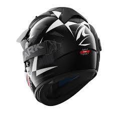 shark motocross helmets clearance sale shark explore r cisor helmet black white
