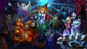 halloween hd wallpapers dota heroes wallpapers group 71