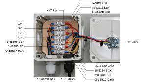 arduino weather station project bme280 sensor