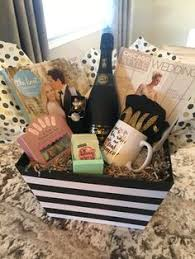 engagement gift baskets engagement gift basket grits and pearls stuff