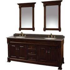 granite brown bathroom vanities bath the home depot