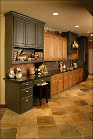 kitchen natural oak cabinets painted kitchen cabinets before and