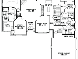 house plan with two master suites two master bedroom gmode me