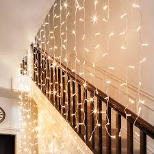 Battery Outdoor Christmas Lights by Warm White Curtain Light Christmas Pinterest Fairy Lights