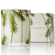 thymes frasier fir thymes frasier fir pine needle candle fresh scent