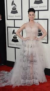 Grammy Red Carpet 2014 Best by Katy Perry U0027s Verdi Dress Steals Show At Grammys Classic Fm