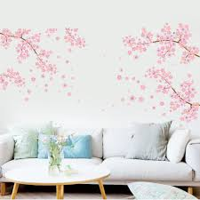Wall Decals For Living Room Compare Prices On Plum Wall Stickers Online Shopping Buy Low