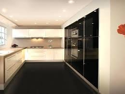 cuisine sol noir carrelage cuisine noir et blanc gallery of beau carrelage