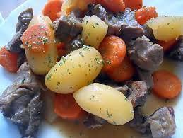 cuisine irlandaise typique recette d stew typique ragoût irlandais