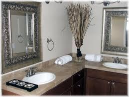 bathroom mirror frames inspiration bathroom cool gray marble