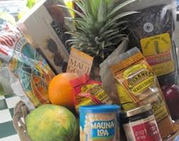 island gift basket same local delivery take home