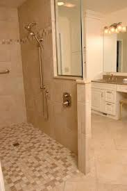 Walk In Shower Without Door Positive Facts About Walk In Showers Without Door Homesfeed