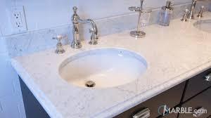 Statuario Marble Bathroom Marble Bathroom Vanity