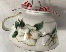 teacup ornaments etsy