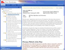 it dr plan template 28 images 11 disaster recovery plan