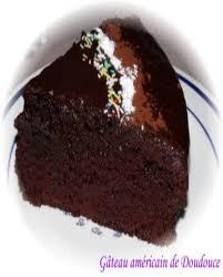 recette cuisine gateau chocolat gâteau au chocolat fondant et moelleux pour 6 personnes recettes
