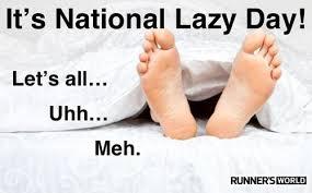 Lazy Day Meme - wenn du diesen knopf drückst dann wirst du den winter garantiert