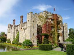 British Houses Great British Houses Hever Castle The Childhood Home Of Anne