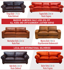 Handmade Leather Chairs High Quality Leather Couches Cape Town Ottomans Chairs Sofas