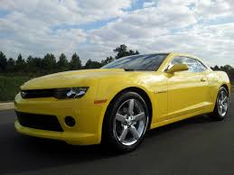 2014 camaro rs horsepower 2014 chevrolet camaro bright yellow 1lt 323 hp 3 6 v 6 review