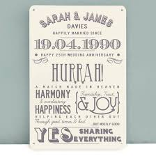 10th wedding anniversary gift 10th wedding anniversary gift ideas for parents within 10th