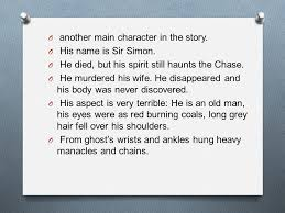 the canterville ghost by oscar wilde ppt video online download