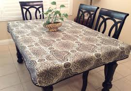 fall tablecloths and napkins autumn table runner pottery barn