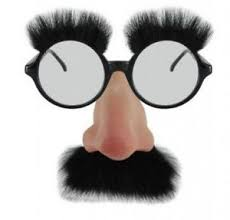 mustache party 2 groucho marx costume beagle puss eye glasses nose mustache