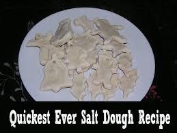 salt dough recipe dough recipe salt dough and decoration