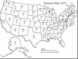 Blank Us Map With States by Us Map Coloring Page U2013 Pilular U2013 Coloring Pages Center