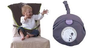 siege nomade bébé chaise nomade koodi
