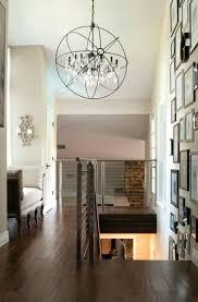 chandelier elegant and large foyer chandelier