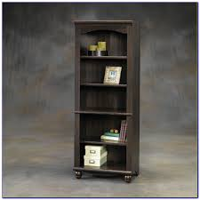 Sauder Harbor View Bookcase Sauder Harbor View Bookcase Wall Antique Black Bookcases Home