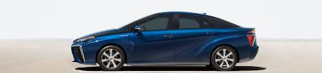 toyota now the future is now the toyota mirai