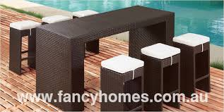 Outdoor Furniture Bar by Melbourne Outdoor Furniture Sydney Outdoor Furniture
