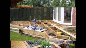 Garden Decking Ideas Uk Small Garden Decking Ideas