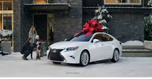 lexus usa customer service lexus keeps the magic alive this holiday season