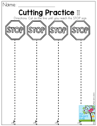 Halloween Printable Activities For Kids Cutting Practice Tons Of Fun Effective And Hands On Resources