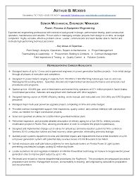 Mechanical Engineering Resume Examples Resume Format For Diploma In Mechanical Engineering Free Resume