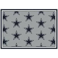 Dallas Cowboys Area Rug Buy Dallas Cowboys From Bed Bath Beyond