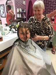 aberdeen salon donates haircuts the daily world