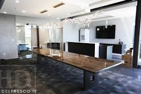 Custom Boardroom Tables Custom High Gloss Boardroom Table In Kingsville Ontario Blog