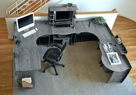 Two Person Reception Desk Articles With Desk Table Target Tag Wondrous Desk Table Inspirations